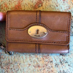 Fossil wallet- so cute!